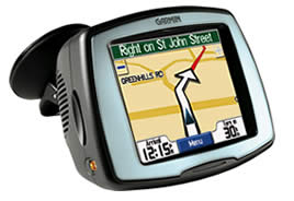 Portable GPS Rental