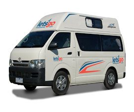 Around Australia Motorhomes - 2 Berth Camper Hire
