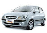 Budget Hyundai Getz Automatic Car Rental