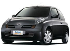 Budget Nissan Micra 3 Door Car Rental