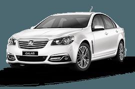 Budget Holden Calais Car Rental