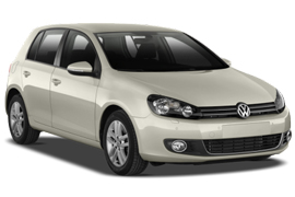 Europcar VW Golf Car Rental