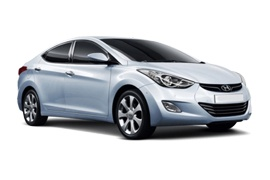 Keddy Hyundai Elantra Car Hire