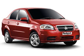 Redspot Holden Barina Car Hire