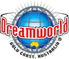 Dreamworld on the Gold Coast Logo
